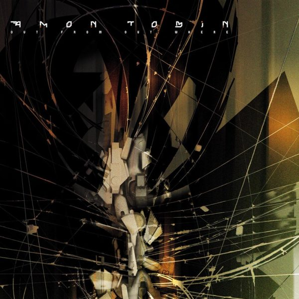 Amon Tobin - Out From Out Where LP front