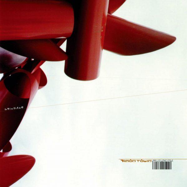 Amon Tobin - Bricolage LP front