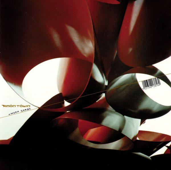 "Amon Tobin - Chomp Samba 12"" front"