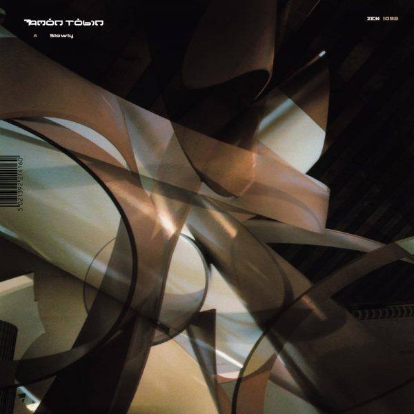 "Amon Tobin - Slowly 10"" front"