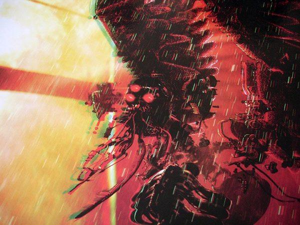 Amon Tobin - Chaos Theory Remixed LP inner sleeve detail