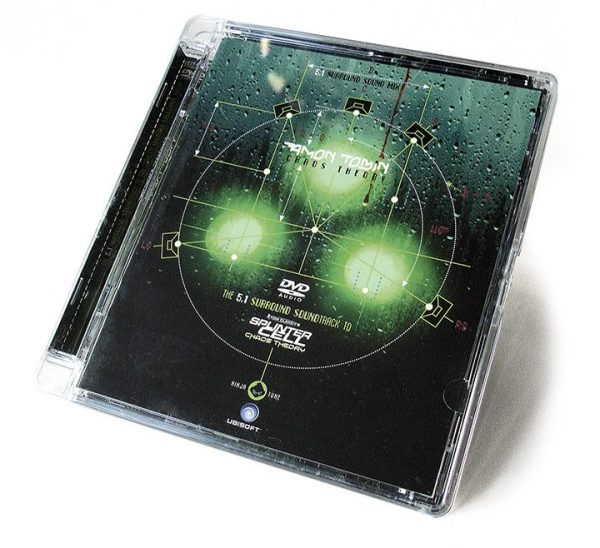 Amon Tobin - Chaos Theory 5.1 DVD front