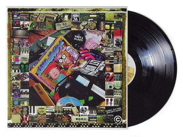 Coldcut - Let Us Play LP inner 1