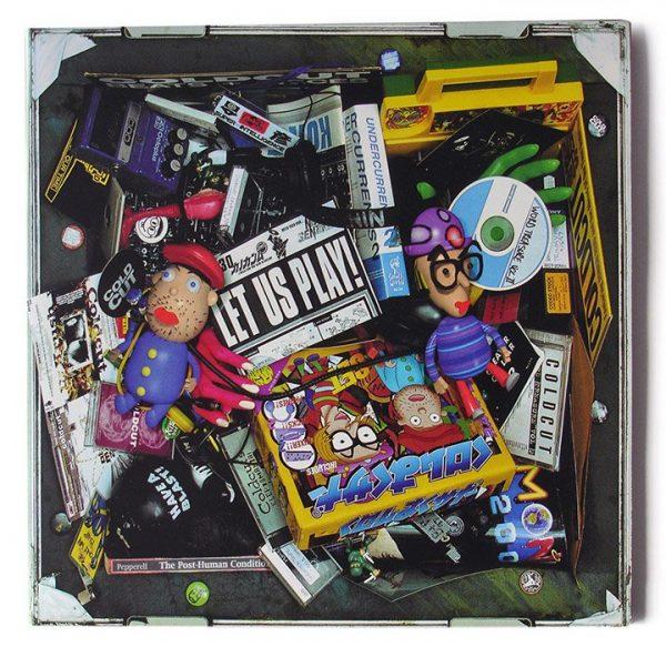 Coldcut - Let Us Play LP cover