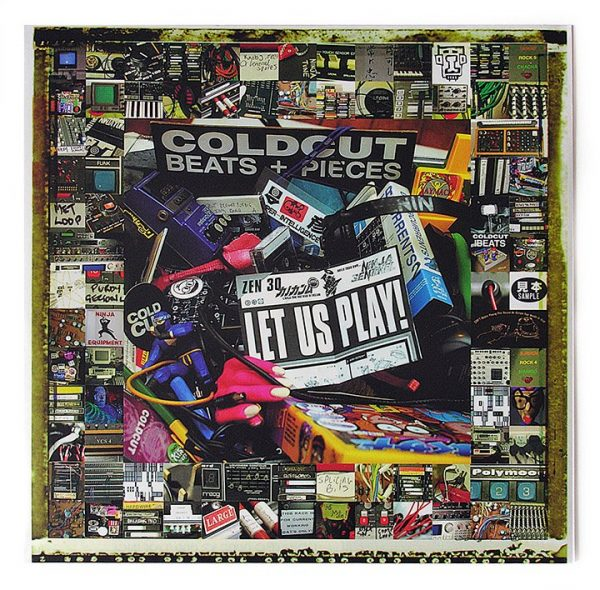 Coldcut - Let Us Play LP inner 2