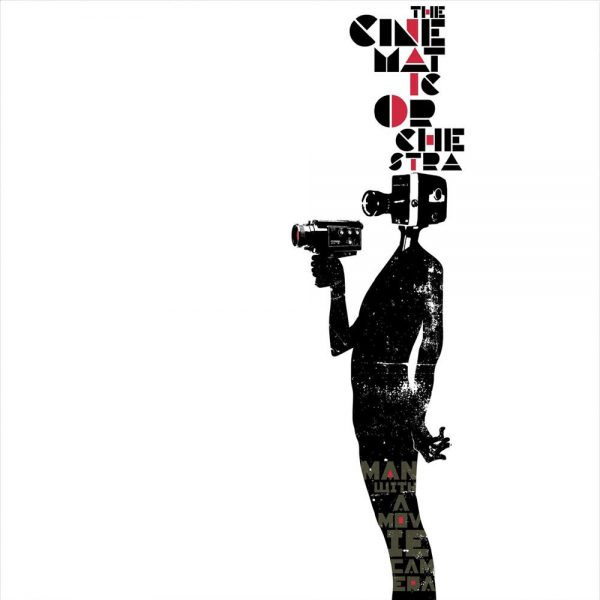 The Cinematic Orchestra - Man With A Movie Camera LP front