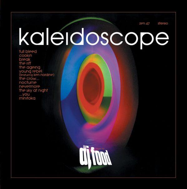 DJ Food - Kaleidoscope LP front