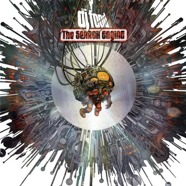 DJ Food - The Search Engine CD front