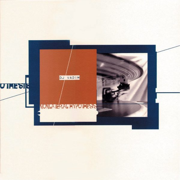 "DJ Vadim - Nonlateral Hypothesis 12"" front"