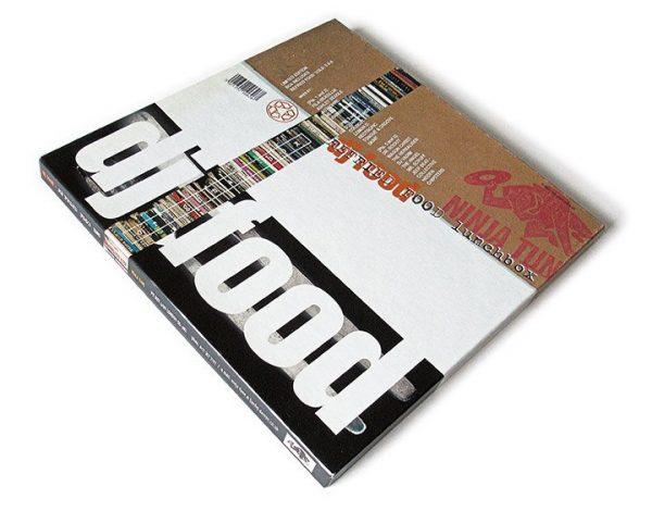 "DJ Food - Refried Food 12"" Lunchbox"