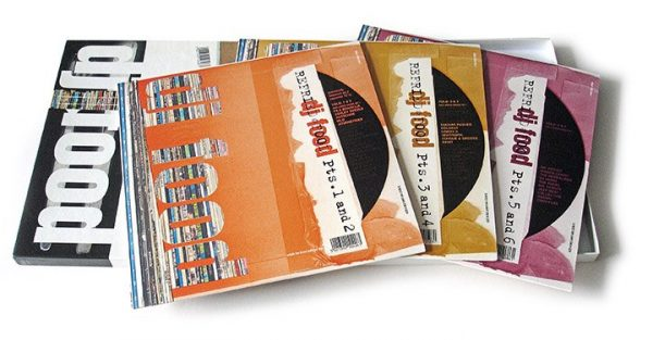 "DJ Food - Refried Food Lunchbox 12""s Pts. 1-6"