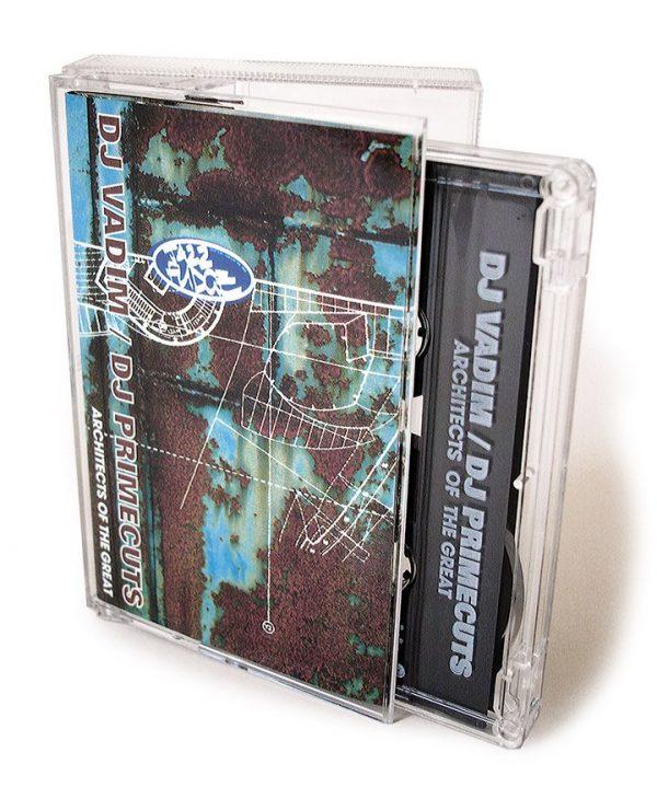 DJ Vadim & DJ Primecuts - Architects of the Great cassette