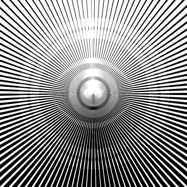 Terrace - Phosphenes unused label design