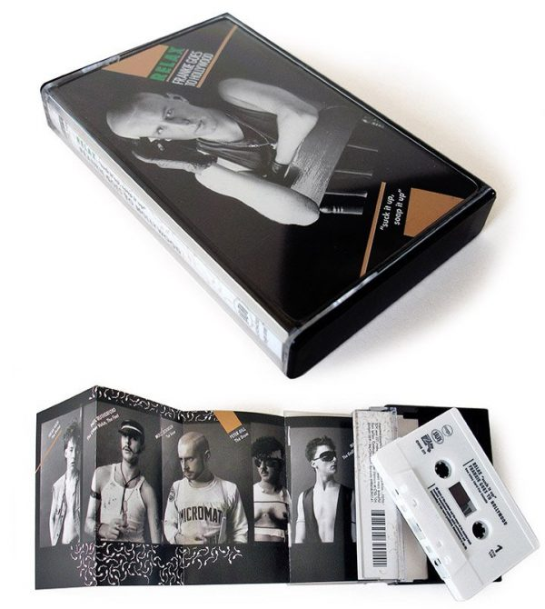 Frankie Goes To Hollywood - Relax cassette + inlay inside