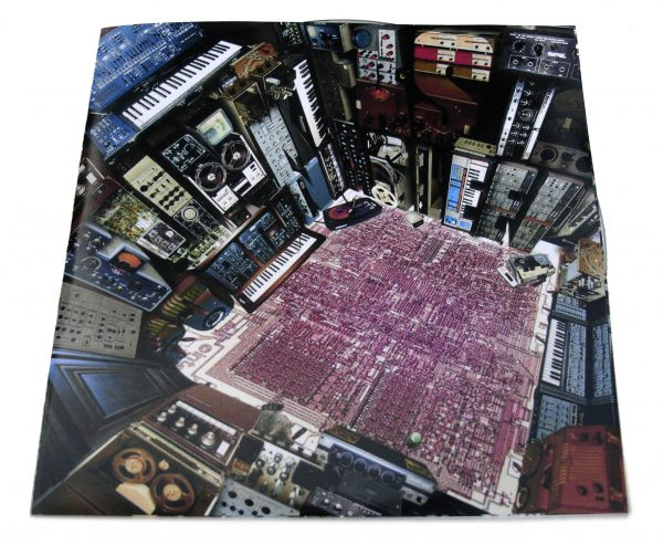 Funki Porcini - Fast Asleep CD promo front