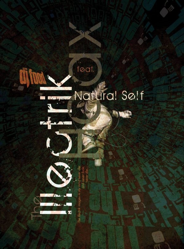 DJ Food - The Illectrik Hoax LP graphic