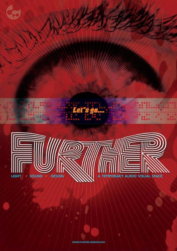 Further #1 teaser poster