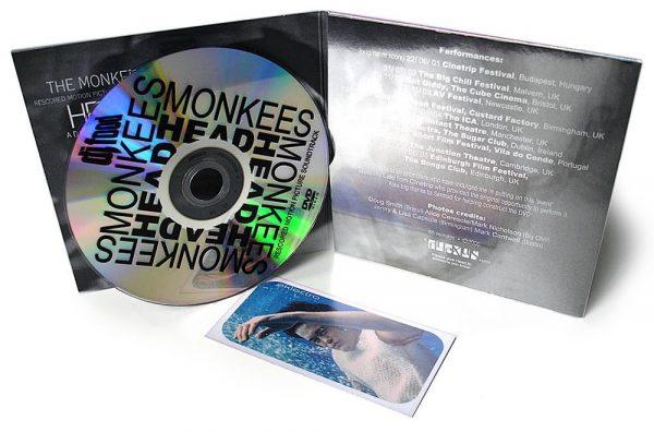 The Monkees - Head (DJ Food Rescore) DVD inside