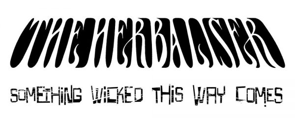 The Herbaliser + Something Wicked This Way Comes logos
