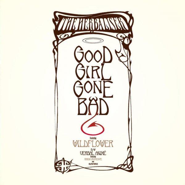 "The Herbaliser - Good Girl Gone Bad 12"" front"