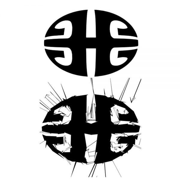 The Herbaliser - H logo and later Take London era variant