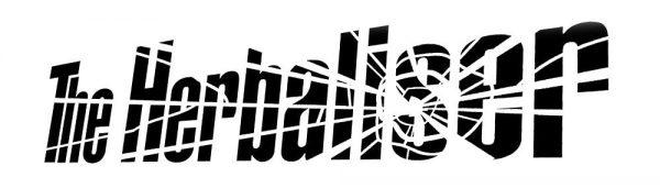 The Herbaliser shatter logo, 1996