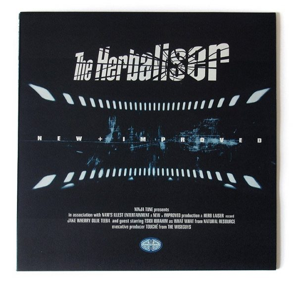 """The Herbaliser - New & Improved 12"""" front"""