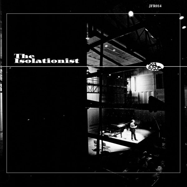 The Isolationist - The Isolationist LP front