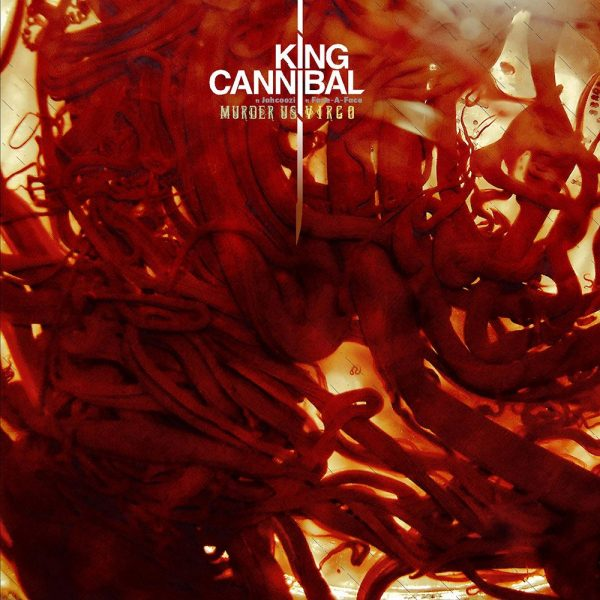 "King Cannibal - Virgo/Murder Us 12"" front"