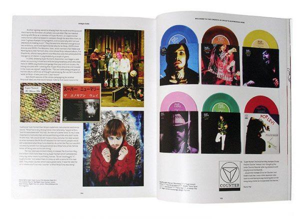 Ninja Tune - 20 Years of Beats & Pieces book inside