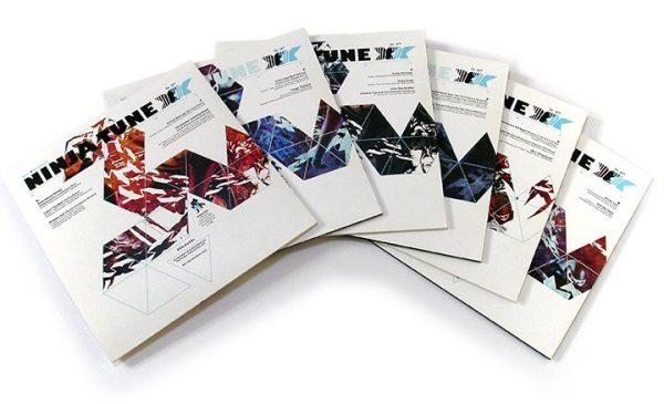 "Ninja Tune XX - 6x12"" backs"