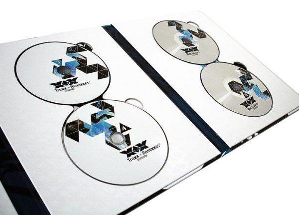 Ninja Tune XX box set CDs