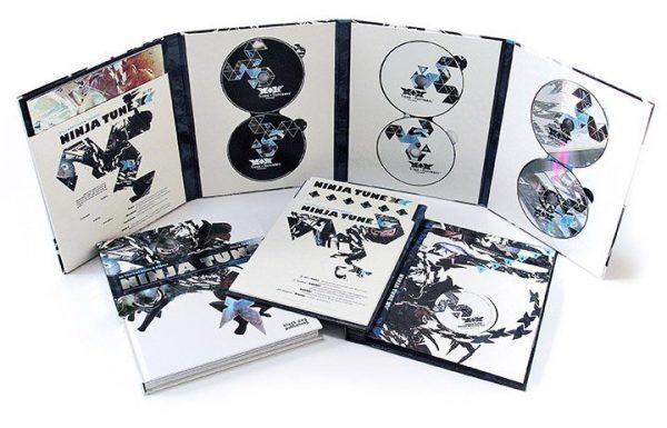 Ninja Tune XX box contents