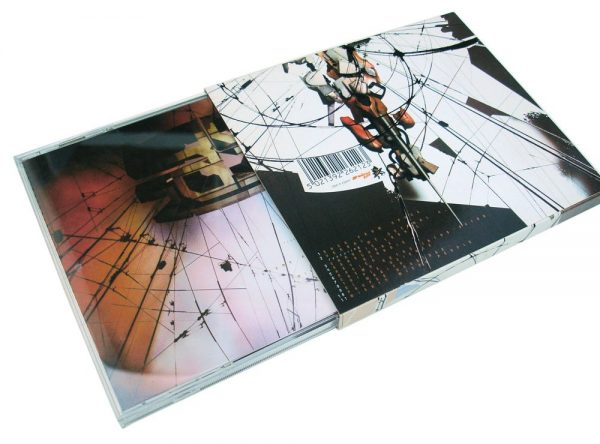 Amon Tobin - Out From Out Where CD slipcase back