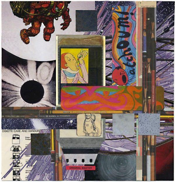 'Original Master' collage