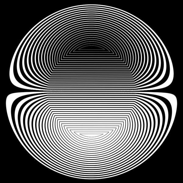 Op-Art pattern_lines_horiz_gradient1.5