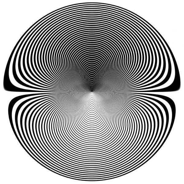 Op-Art pattern_lines_horiz_gradient 2.3
