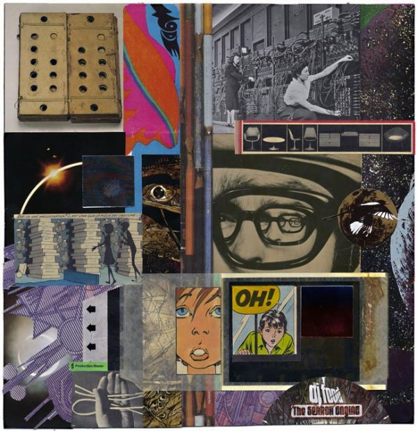 'Production Master' collage