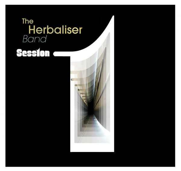The Herbaliser Band - Session One promo CD front