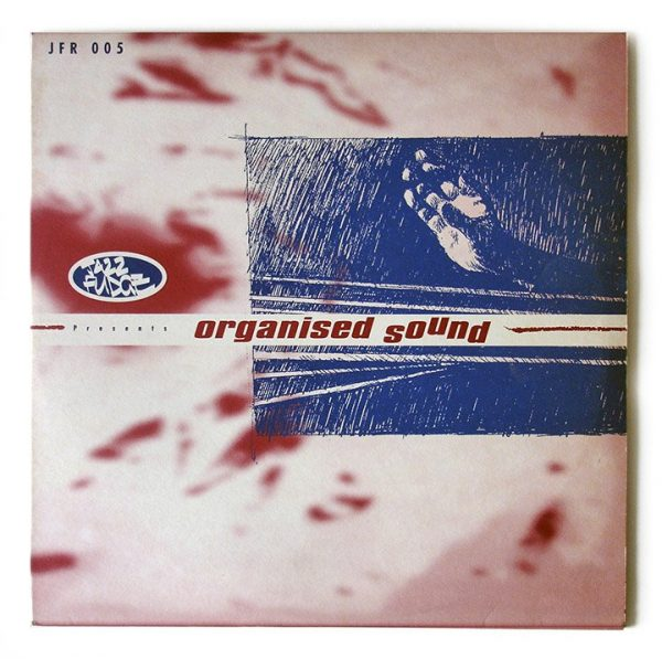Various - Organised Sound LP front