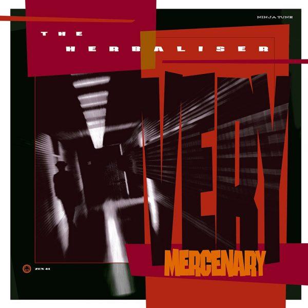 The Herbaliser - Very Mercenary LP front
