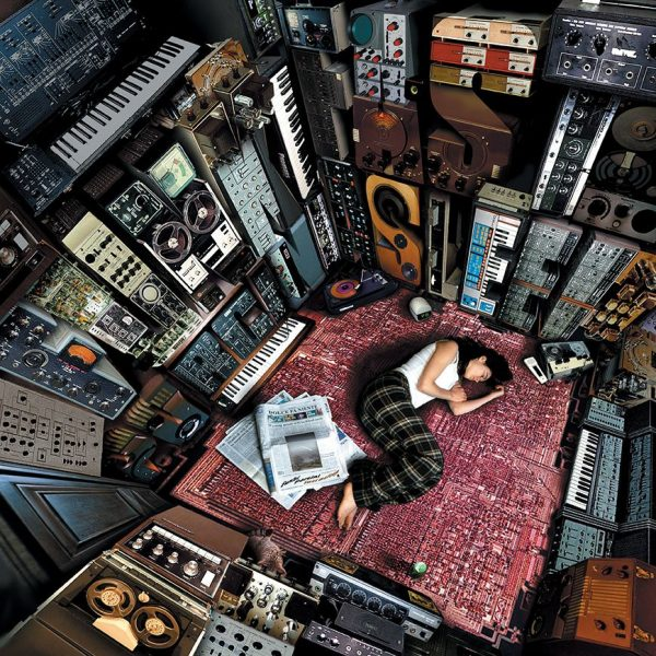 Funki Porcini - Fast Asleep LP front
