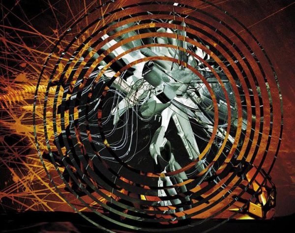 Amon Tobin - Remixes & Collaborations US CD tray