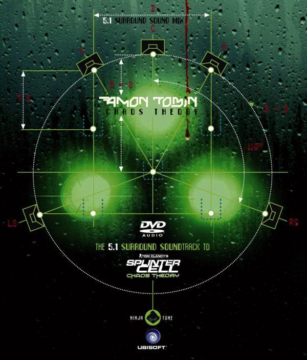 Amon Tobin - Chaos Theory 5.1 DVD front