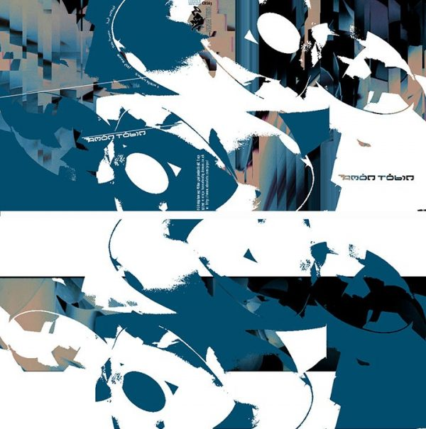Amon Tobin - Piranha Breaks EP CDS inlay front + back